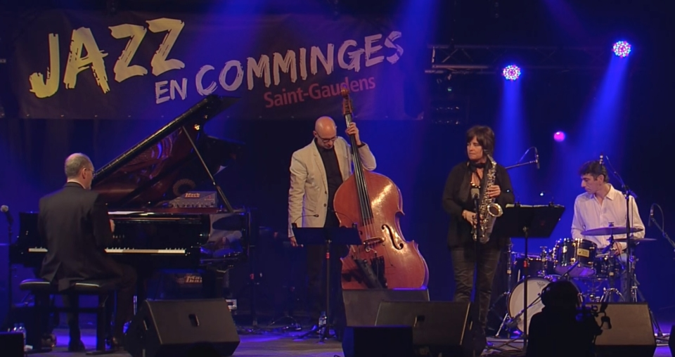 3 A. Hervier trio et G. Laurent